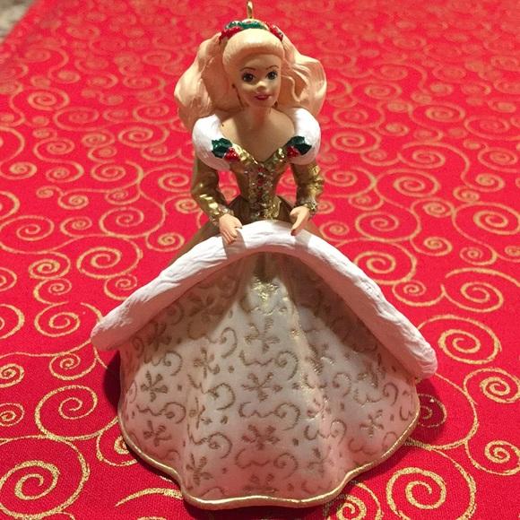 Barbie Christmas Ornament.Barbie Christmas Ornament